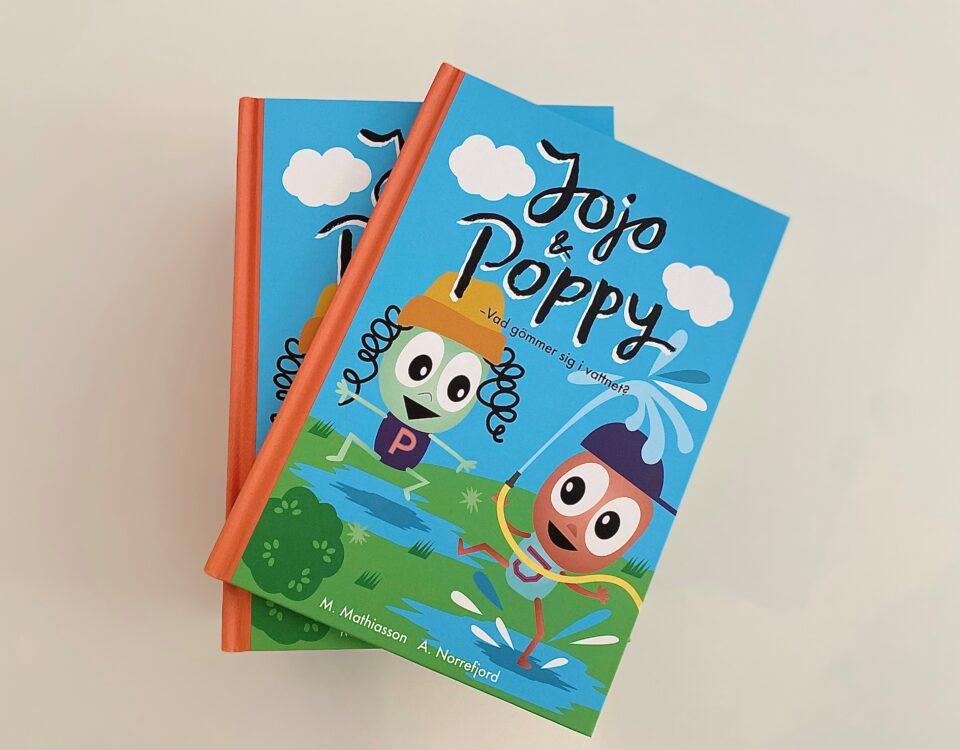 Jojo och Poppy bok